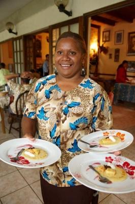 Restaurant Chez Marie, Grande Terre, Province Sud, Neukaledonien