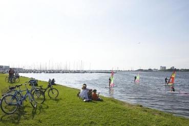 Burgtiefe, Fehmarn, Schleswig-Holstein, Ostsee