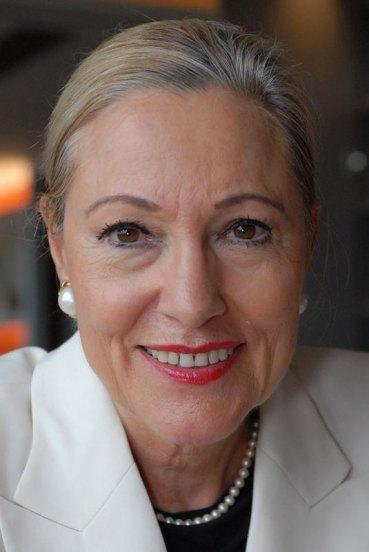 Benita Ferrero Waldner, EU-Komissarin