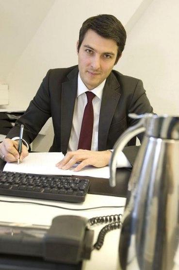 Marco Walker, Geschäftsführer Asklepios Klinikum