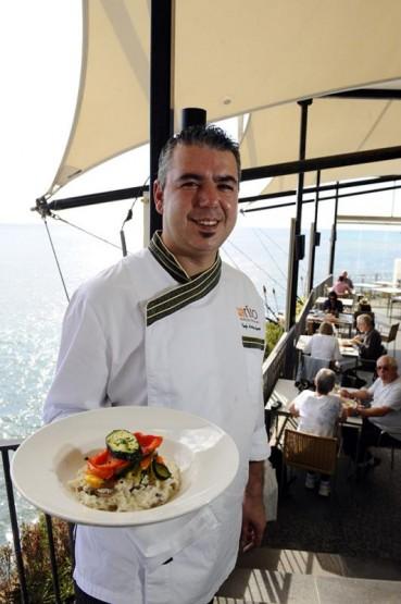 Anselmo Alves, Chefkoch Restaurante Riso, Funchal, Madeira