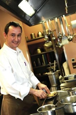 Thomas Faudry, Chefkoch