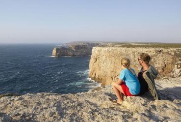 Cabo de S. Vincente, Algarve, Portugal