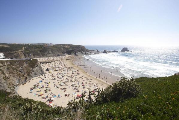 Zambujeira do Mar, Alentejo, Alto Alentejo, Westkueste Portugal