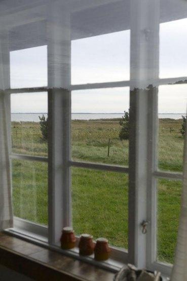 Haus bei Kirkeby, Nordseeinsel Romo (Roemoe), Daenemark