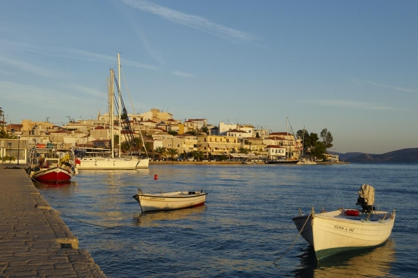 Ermioni, Saronischer Golf, Griechenland