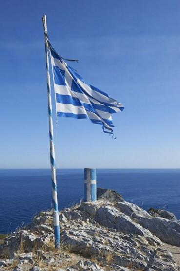 Cape Kastro, Norkueste Insel Skiathos, noerdliche Sporaden, Griechenland