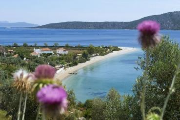 Agh. Dimitrios, Ostkueste Insel Alonnisos, noerdliche Sporaden, Griechenland