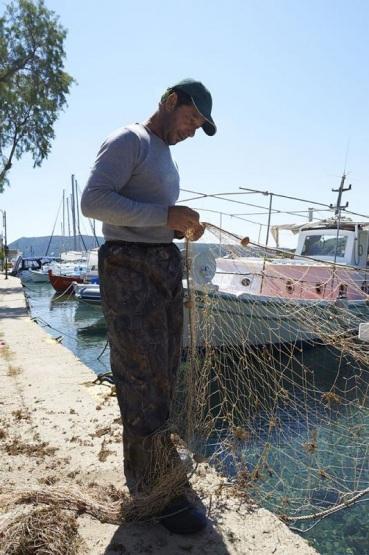 Steni Vala, Ostkueste Insel Alonnisos, noerdliche Sporaden, Griechenland