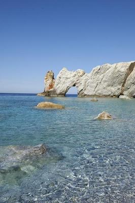 Strandbucht Lalaria, Nordkueste Insel Skiathos, noerdliche Sporaden, Griechenland