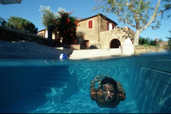 Ferienhaus bei Sinalunga, Toskana