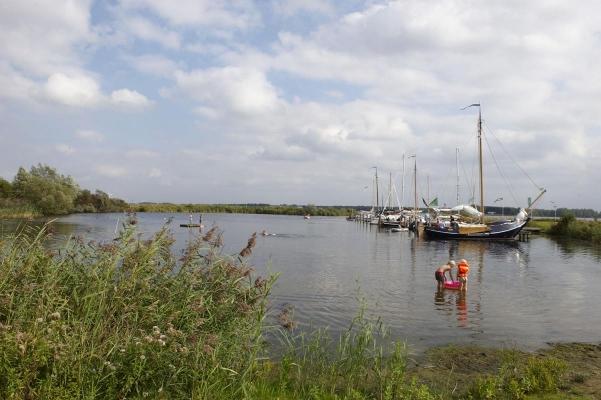 Insel Huizerhoef, Gooimeer, Holland