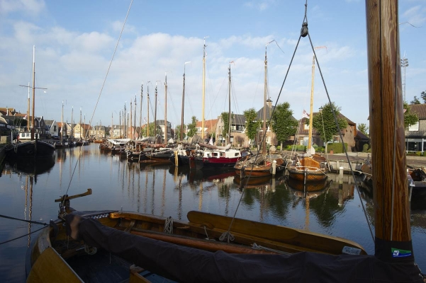 Spakenburg, Holland