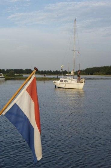 Veerse Meer, Provinz Zeeland, Holland
