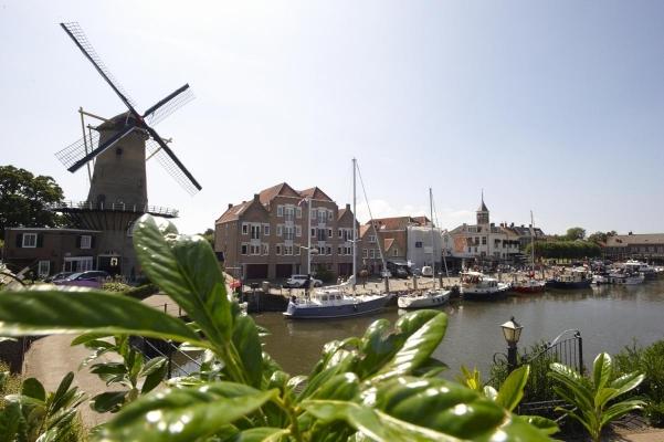 Willemstad, Provinz Nordbrabant, Holland