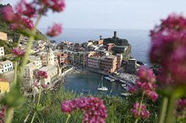 Vernazza, Cinque Terre, Riviera, Ligurien, Italien