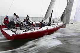 Test Segelyacht Fareast 31