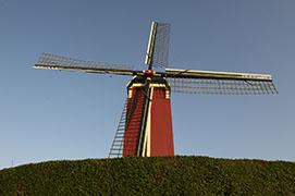 Sint Annaland, Provinz Zeeland, Holland